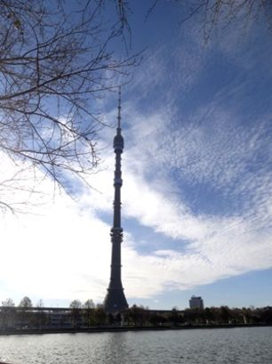 Файл: Останкинская башня схема